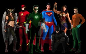 Justice League: The Movie by TimDrakeRobin
