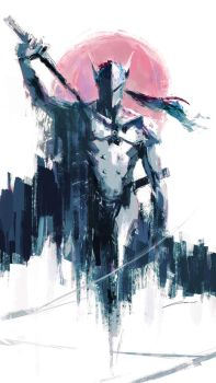 Genji (Overwatch) by Alex-Chow