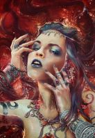 Lady Bathory by LawrenceMann