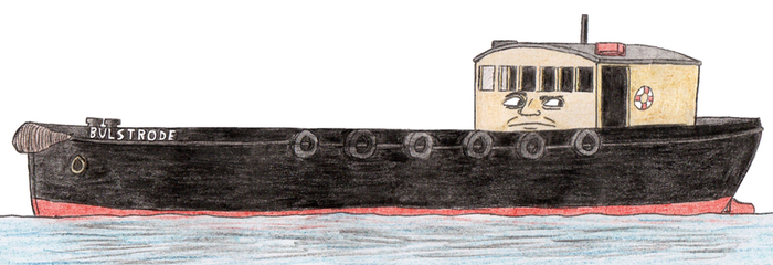 Bulstrode the Barge by 01Salty