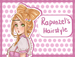 Rapunzel's Hairstyle by ShaniNeko