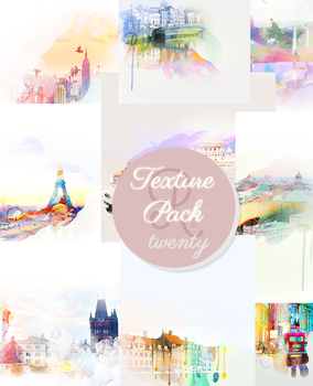 Texture Pack #O2O - U.Resources by MPepina