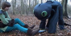 HTTYD cosplay short movie 2 by 77Flower77