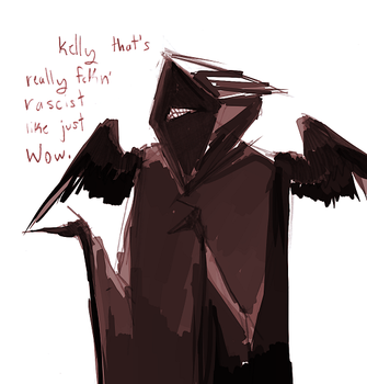 God Kelly Really by parenthesisgrey