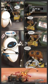 walle collects hentai by ChibiFlix