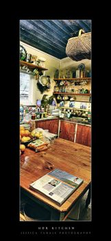 HDR Kitchen by AMissGuidedStar