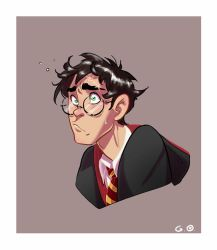 Mr Potter by Iulie-O