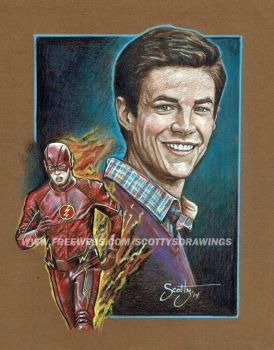 The Flash (2014) by scotty309