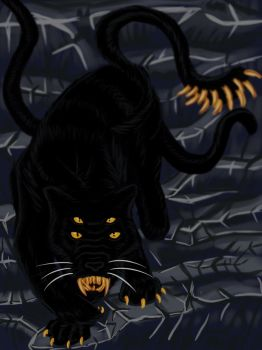 Displacer Beast by Feed-me-your-fear