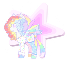 [OPEN] MLP Adoptable Pretty Pastel Pegasus by Story--Story