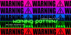 Warning Patterns by Coby17