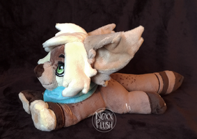 Rain Plush by NoxxPlush
