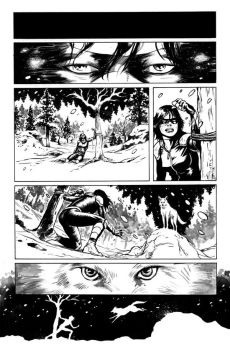 Huntress by Cinar