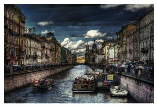 Canal Dreams II HDR by ISIK5