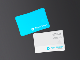 PsynaiDesign Business Card 2 by sinan