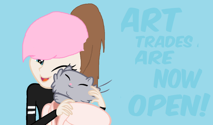 Art trades {Open} by HaitouMLP