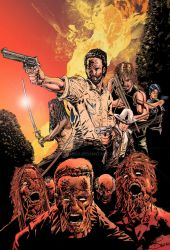 The Walking Dead by stockyboy