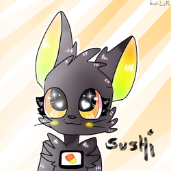 Sushi ( for Believexox ) by KristiIsMe