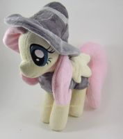 Private Pansy (Fluttershy) Plushie by Brainbread