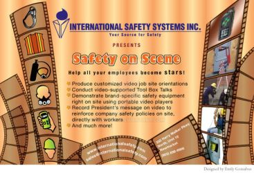 Safety on Scene Flyer: Front by Lanisatu