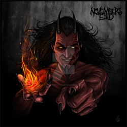 EMBRACED by DARKNESS: LUCIFER by IJS-Creations