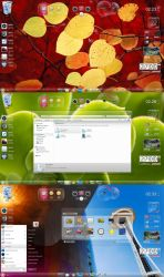 Transparency and Elegancy for Windows 7 by m4r1nh0