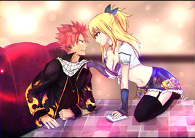 RLC . Restaurant: NaLu . by Arisa01