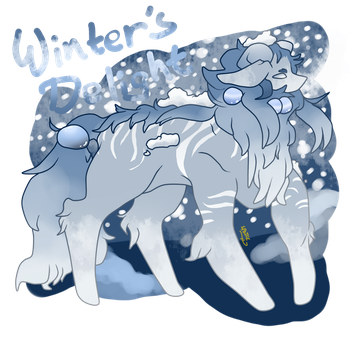 Winter's Delight (Custom Gift) by SP01CE