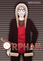 Orphan comic cover by spade-wish