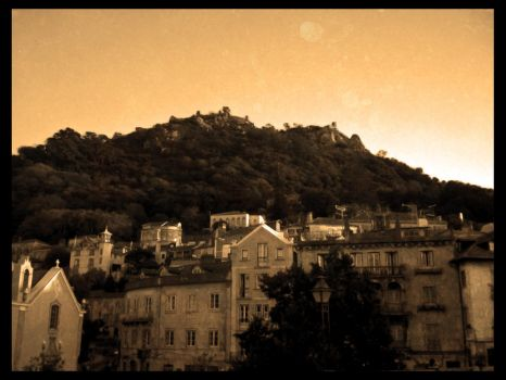 Old Sintra by morningeuphoria