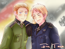 Request - Germany and Prussia by simply-lau