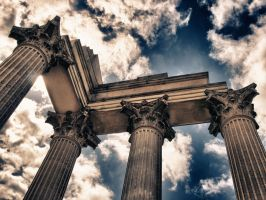 Old roman remains I by schlafengehen