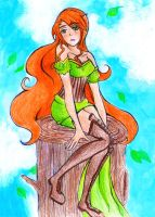 Sylphene by Melody-in-the-Air