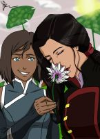 Korrasami - The Scent of Love by KENNYMARU