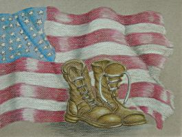 the Heroes, Veteran's day by 123thuraya