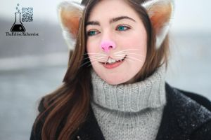 Chilly Kitty by TheFelineAlchemist
