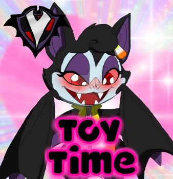 Toy Time - Candy's Problem by PlayboyVampire