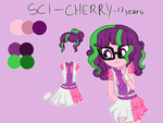 Sci-Cherry reference 2.0 by TreeGreen12