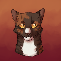 hazelnose icon by paintedpaw-cat