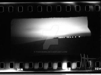 Sea with Pinhole by Th3Viking