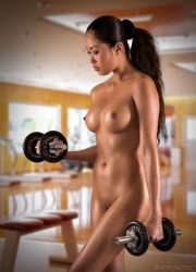 gym by Photorotic