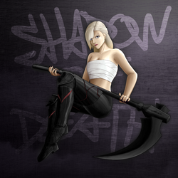 Shadow of Death by dhkite