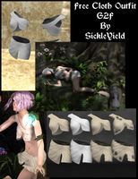Free Cloth Outfit G2F by SickleYield
