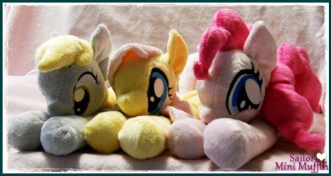 Pony Pals by SailorMiniMuffin