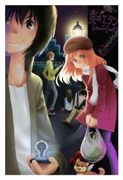 Eden of the East contest entry by alice-top