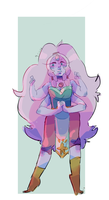 a cool opal by TropicalSodaPop