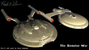 THE ROMULAN WARS part 42 by XFozzboute