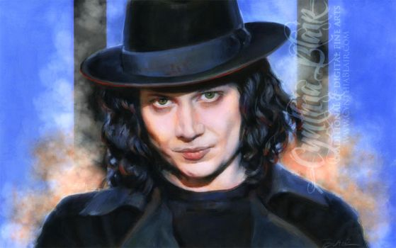 Jack White by Cynthia-Blair