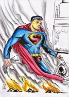 superman 50's by nic011