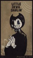 Bendy by chAsMou